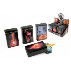 Cigarreira Metálica FIRE Refª. AK803170
