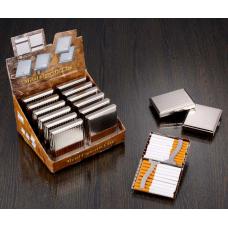 Cigarreira Metálica para 18 Cigarros Refª WH200038