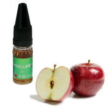 E-Líquido 10ml Feel Life S/ Nicotina- Apple