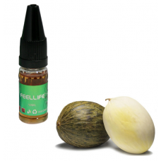 E-Líquido 10ml Feel Life S/ Nicotina- Melon