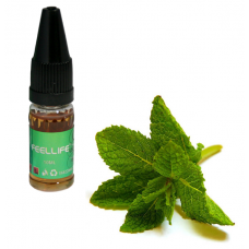E-Líquido 10ml Feel Life S/ Nicotina- Mint