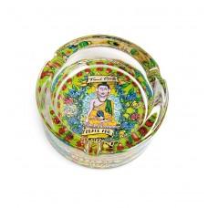 Cinzeiro de vidro TATTOO by FRANK APPLE refªCO5009D