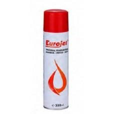Lata de Gás Eurojet Refª AK60019- 300ml