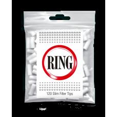 Saco c/ 120 Filtros de 6mm Ring