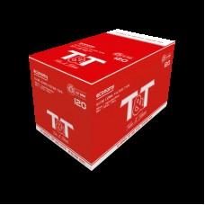 Display c/ 10 sacos c/ 120 Filtros 6mm Longo T&T