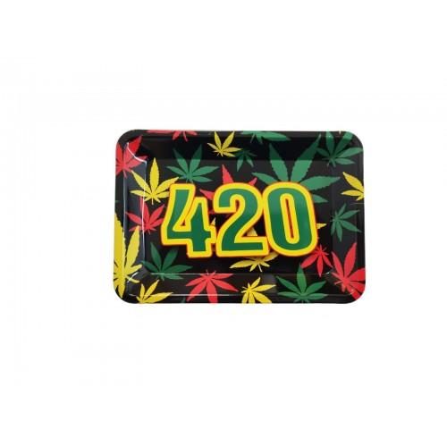 Bandeja Pequena 18x14cm- Rasta 420