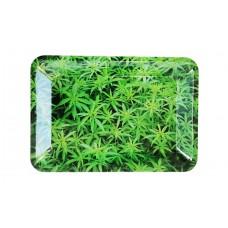 Bandeja Pequena 18x12cm- Folhas
