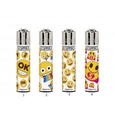 Isqueiro Clipper CP11 Emoji Mix Fun