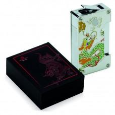 Isqueiro Egoist Dragon White Refª JK00301