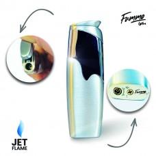 Isqueiro FUMMO 252 Eden (Jet/Silver)
