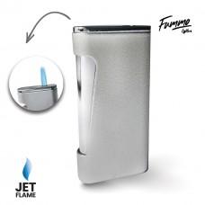 Isqueiro FUMMO 264 Appin (Jet/Silver)