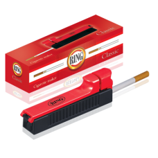 Máquina Encher Tubos Cigarro - Ring Classic