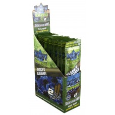 Display c/ 25 Blisters Blunts- Blueberry