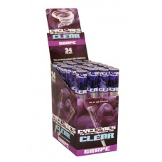 Display c/ 24 Unidades Cyclones Clear- Grape