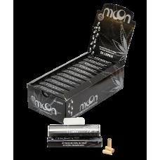 Expositor c/ 24 Livros Papel Fumar MOON K. S.+ Filtros Pré Enrolados