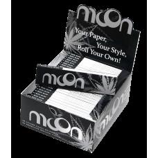 Expositor c/ 50 Livros Papel Fumar MOON K.S. Slim