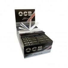 Expositor c/ 24 Livros Papel Fumar OCB KS + Filtros