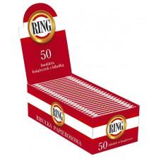 Expositor c/ 50 livros papel fumar RING Short