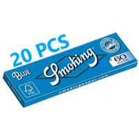 PACK C/ 20 LIVROS SMOKING NR 8 BLUE