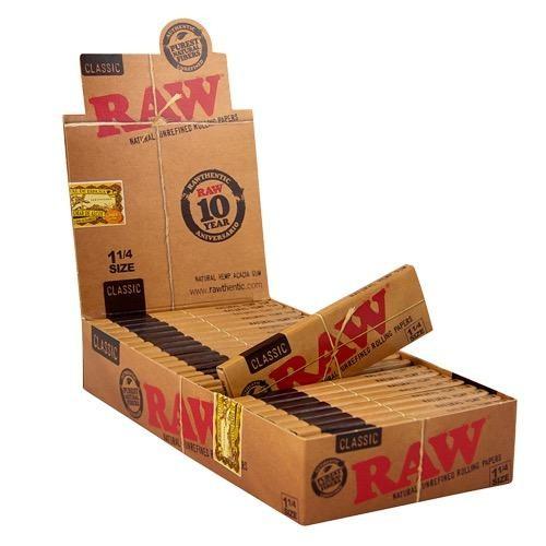 Expositor c/ 24 Livros Papel RAW 1.1/4