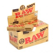 Expositor c/ 20 Livros RAW Bloco 500 1.1/4