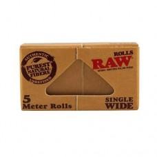 Livro c/ Rolo 3mX57mm RAW Rolls