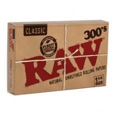 Livro c/ 300 Folhas 78X95 RAW Bloco 300