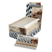 Expositor Papel Fumar Rockies 1.1/4 Brown