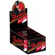 Expositor Papel Smoking De Luxe + Filtros 24
