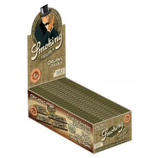 Expositor Papel Smoking Organic Duplo