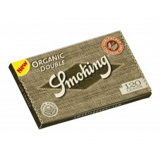 Livro Papel Smoking Organic Duplo