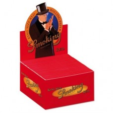 Expositor Papel Fumar Smoking K.S. Red 50