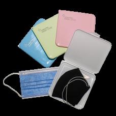 Caixa Antibacteriana  p/Máscaras - MASK CASE