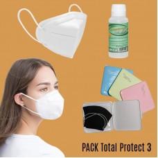 Pack Individual TOTAL PROTECT 3