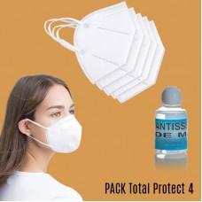 Pack Individual TOTAL PROTECT 4