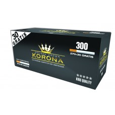 Caixa c/ 300 Tubos Korona