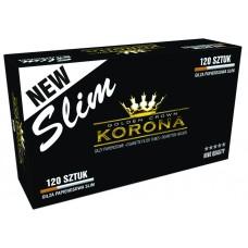 Caixa c/ 120 Tubos Slim Korona