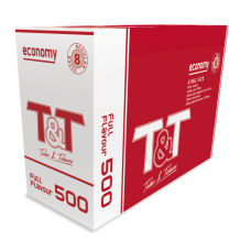 Caixa c/ 500 Tubos T&T
